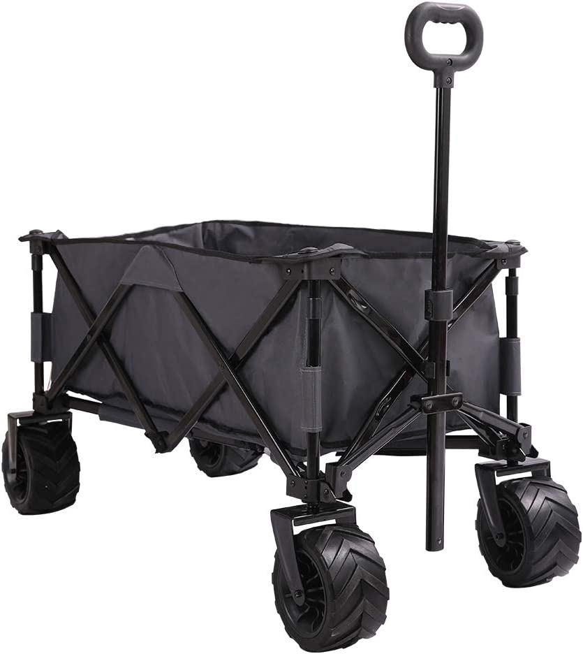 Patio Watcher Collapsible Wagon Folding Utility