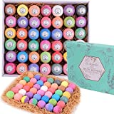 Bulk Bath Bomb Gift Set - 42 Bath Bombs for Kids, Women & Men! Ultra Lush Bath Bombs Perfect Gift Set for Women!