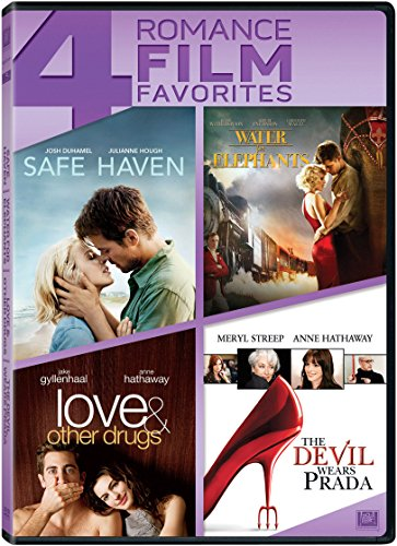 Safe Haven / Water for Elephants / Love and Other Drugs / The Devil Wears Prada Quad Feature (Prada 2014)