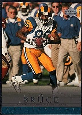 Football NFL 2000 Upper Deck Legends #79 Isaac Bruce Rams