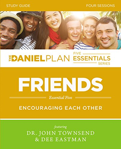 Download Friends Study Guide: Encouraging Each Other (The Daniel Plan Essentials Series) pdf