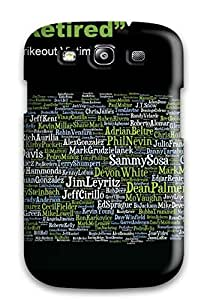 Hot 9822029K947593053 seattle mariners MLB Sports & Colleges best Samsung Galaxy S3 cases