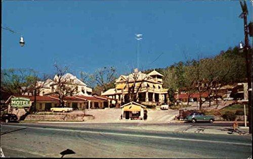 Taylor Rosamond Motel Hot Springs National Park, Arkansas Original Vintage (Postcard Hot Springs National Park)
