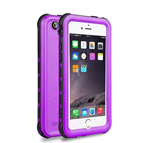 iPhone 6S Plus/6 Plus Waterproof Case, Dooge Shockproof Dirt