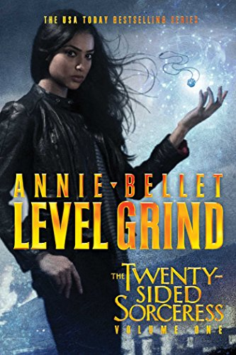 Image of Level Grind: Justice Calling; Murder of Crows; Pack of Lies; Hunting Season (The Twenty-Sided Sorceress)