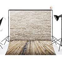 LB 8x8ft Brick wall Poly Fabric Customized photography Backdrop Background studio prop ZZ44