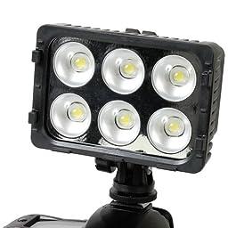 dlc 1300 Lumens LED Digital SLR Camera Video Light