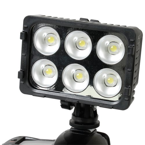 dlc 1300 Lumens LED Digital SLR Camera Video Light by DLC