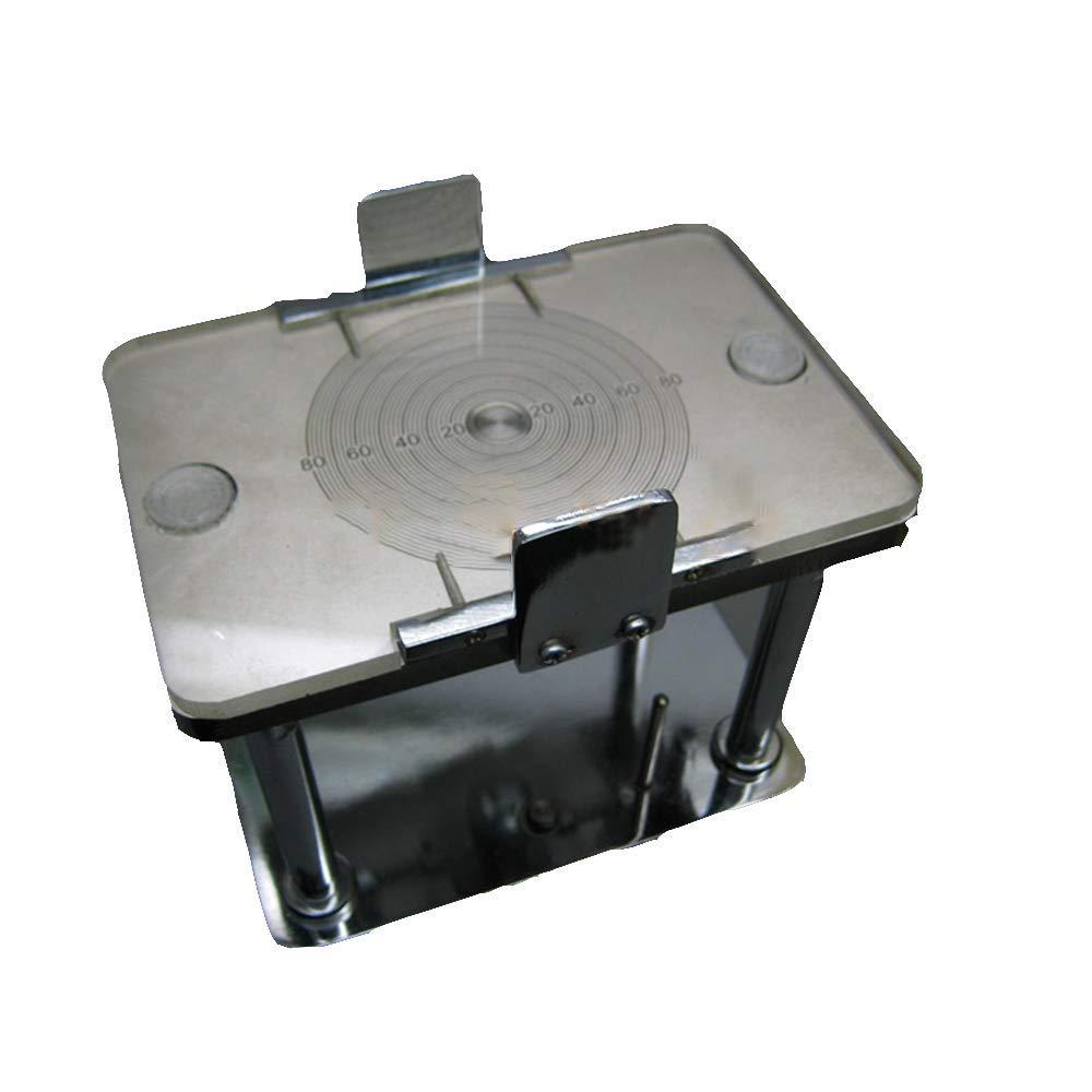 BAOSHISHAN Viscometer Viscosity Meter Flat Plate Viscometer for Ink Viscosity Parallel Plate Viscometer