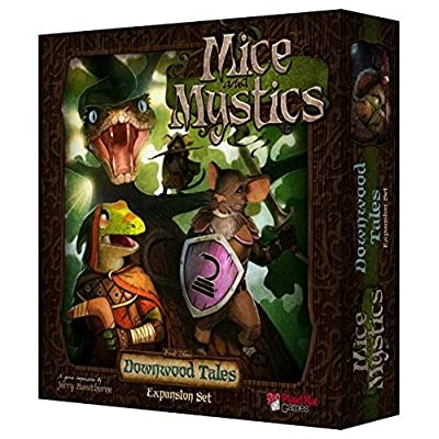 Mice & Mystics: Downwood Tales: Toys & Games