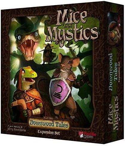 Amazon.com: Mice and Mystics, ampliación de Downwood ...