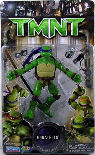 Teenage Mutant Ninja Turtles Movie Figure: - Figure 2007 Action