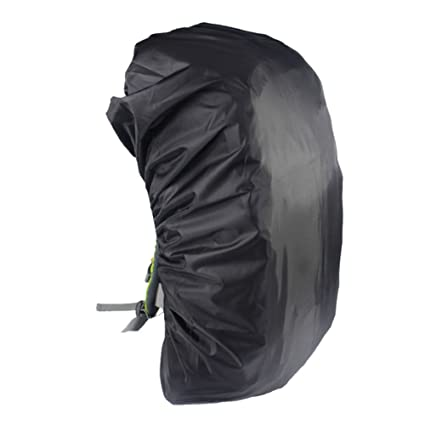 Image Unavailable. Image not available for. Color  KWLET Backpack Cover  Waterproof Portable Rainproof Bag Cover Protector Cover for Hiking Camping  Traveling 2f7ba9c7e14f1