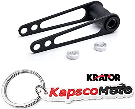 2008-2014 Kawasaki KFX450R Rear 3.5 Lowering Kit