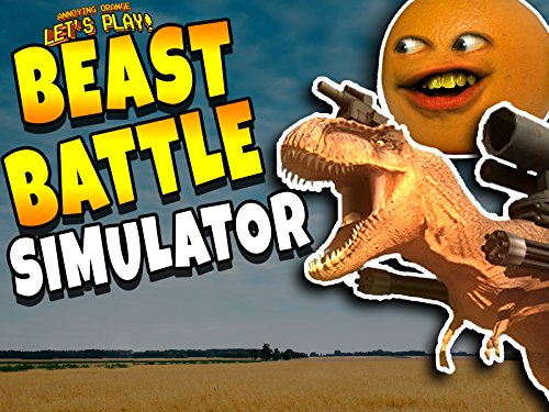 Clip: Beast Battle Simulator (Laser T-Wrecks)
