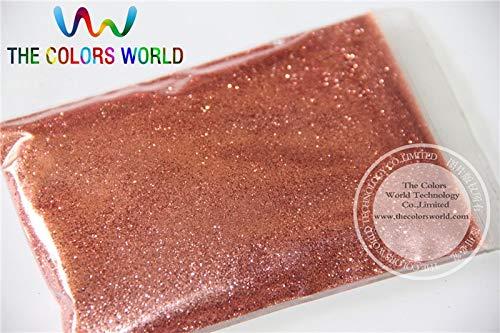 Kamas TCM0900A Dark Red Color Glitter powder -0.2MM glitter dust dazzling glitter powder,DIY Flash powder - (Color: 500g)