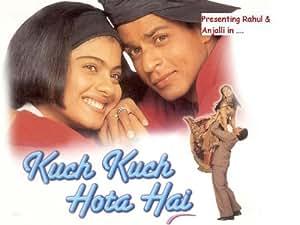Kuch Kuch Hota Hai - Dvd Hindi Movie Bollywood Movie Dvd