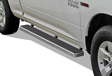 Amazon.com: APS iBoard - Estribos para Dodge RAM Extended ...
