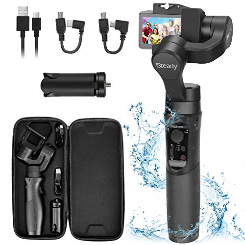Hohem iSteady Pro 2 Water Splash Proof Gimbal Stabilizer for