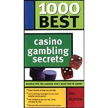 1000 best casino gambling secrets bill burton seneca niagara casino events center