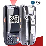 sincoole 4G LTE android 7.0 rugged 1D barcode scanner handheld terminal SH56