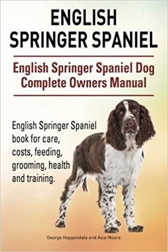 English Springer Spaniel English Springer Spaniel Dog Complete