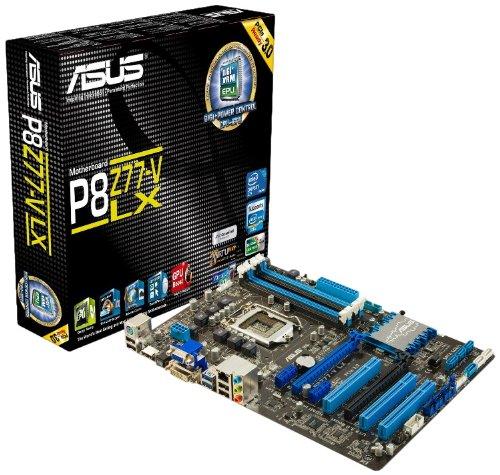 1155 Intel Z77 HDMI SATA 6Gb/s USB 3.0 ATX Intel Motherboard ()