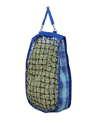 Kensington Slow Feed Hay Bag 2 Flake Blue Ice