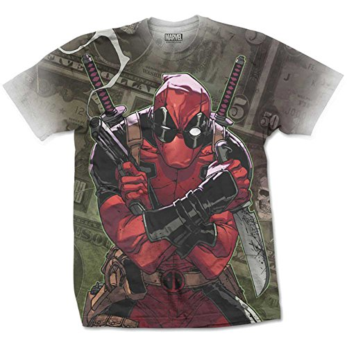 marvel apocalypse t shirt - 4