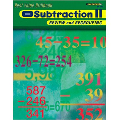 Subtraction 2 Review & Regrouping]()
