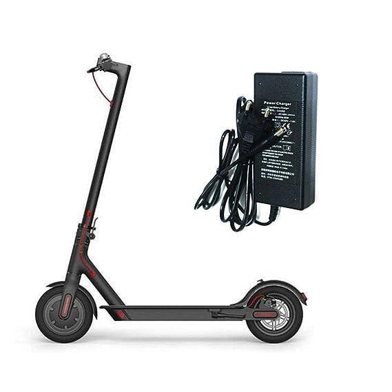 liuxi9836 - Cargador para Patinete eléctrico M365 (42 V, 2 A ...