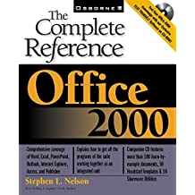 Office 2000: The Complete Reference (Complete Reference Series)