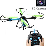 OVERMAL JJRC H98 2.4GHz 4CH 6-Axis Quadcopter Drone With 0.3MP Camera Headless Mode