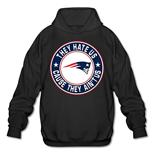 Men's They Hate Us Cause They Aint Us Pullover Sweatshirt