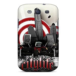 Excellent Design Citylite Case Cover For Galaxy S3 by Maris's Diary