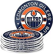 Edmonton Oilers Eight Pack Coaster Set