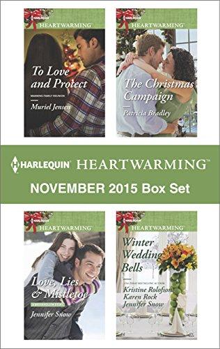 book cover of Harlequin Heartwarming November 2015 Box Set