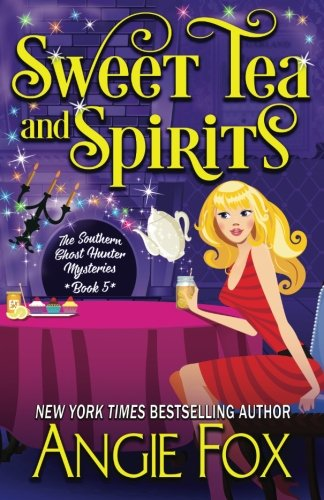 Halloween Spirits Store (Sweet Tea and Spirits (Southern Ghost Hunter) (Volume)