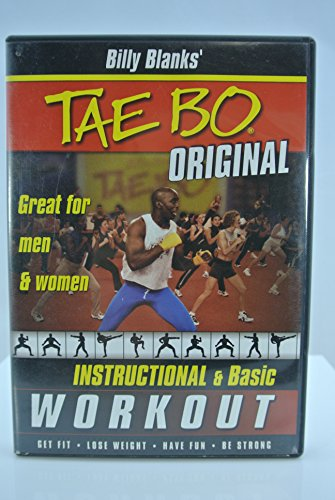 Tae Bo: Original - Instructional & Basic by Century