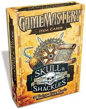 GameMastery Item Cards: Skull and Shackles: Staff, Paizo, Staff, Paizo: Amazon.es: Juguetes y juegos