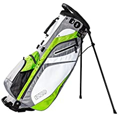 "At IZZO, we know golf bags, and we have come up with ""The World's Finest Golf Bags"". The Lite Stand Bag is a lightweight, durable, go-anywhere carry bag loaded with features that make walking the golf course more enjoyable. The IZZO Lite Stan..."