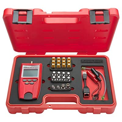 Platinum Tools T129K1 Vdv Mapmaster 2.0 Tester Kit. Box.