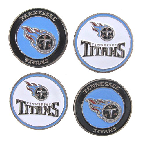(Tennessee Titans Golf Ball Markers (Set of 4))
