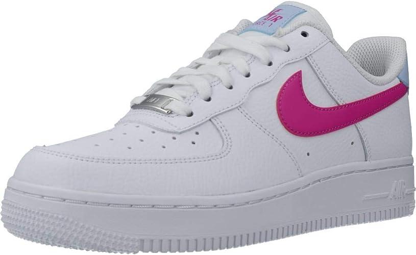air force 1 donna bianche e rosa