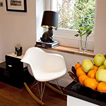 Rabbit Table Lamp (Black)