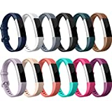 Fitbit Alta HR Bands-Fitbit Alta-Bands-Pack of 12 Colors...