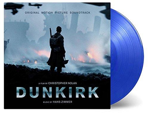 Price comparison product image Dunkirk (LTD Transparent Blue Vinyl)