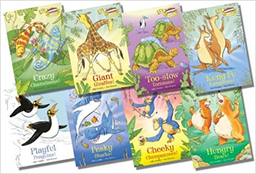 Book Ark Adventures Collection - 8 Books