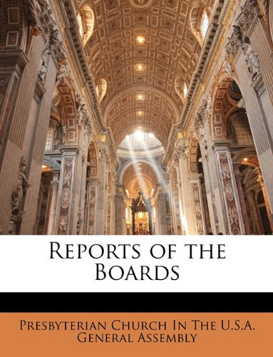 Download Reports of the Boards pdf