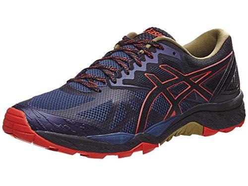 Asics Men's Gel-Fujitrabuco 6 Running-Shoes, Insignia Blu...
